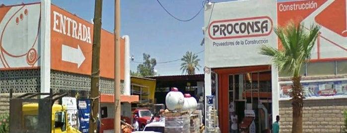 Proconsa is one of Locais curtidos por Armando.