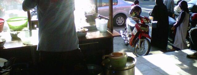 Soto Seger Mbok Giyem is one of Favorite Food.
