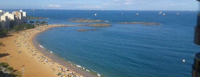 Praia da Costa is one of Travel Guide - Grande Vitória/ES.