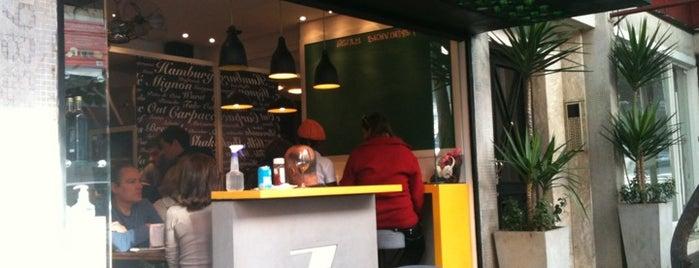 Z Deli Sandwich Shop is one of Sao Paulo.