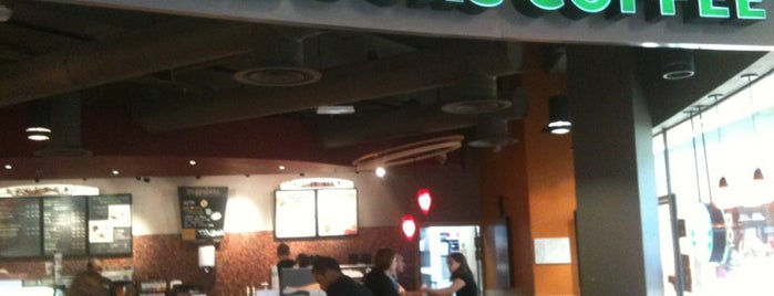 Starbucks is one of Lieux qui ont plu à Samet.
