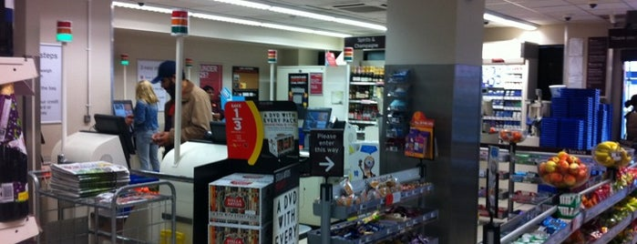 Sainsbury's Local is one of LDN STORES.