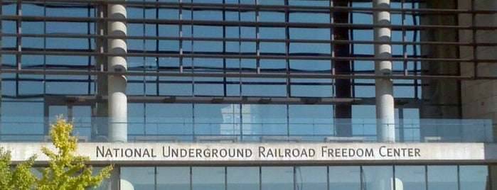 National Underground Railroad Freedom Center is one of The Fine Arts of Cincinnati, OH #visitUS.