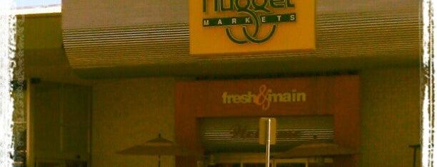 Nugget Market is one of สถานที่ที่ Griffin ถูกใจ.