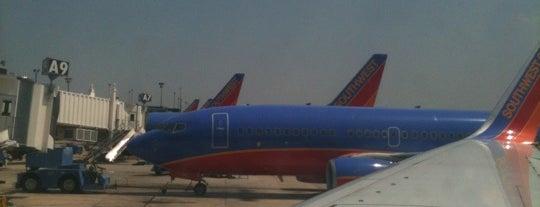 Baltimore/Washington International Thurgood Marshall Airport (BWI) is one of AIRPORT.