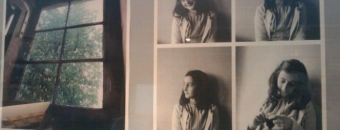 Casa di Anna Frank is one of Amsterdam ADventure.