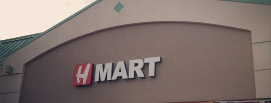 H Mart is one of WAP // 5 Boros.