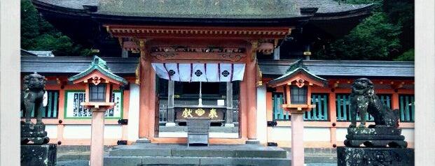 高良大社 is one of (整理用)★ Kyusyu 九州.