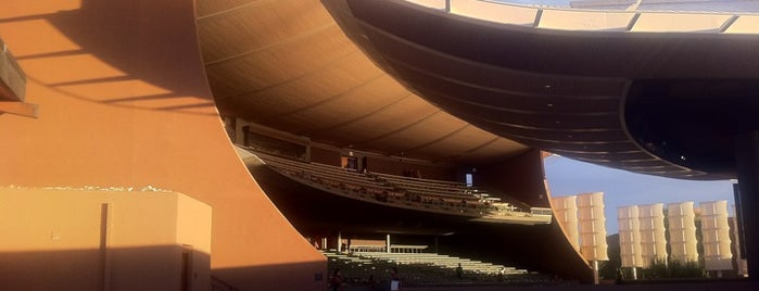 The Santa Fe Opera is one of Great Music Venues.