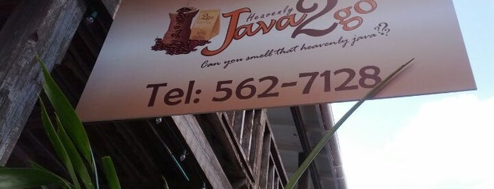 Heavenly Java 2 Go is one of 🛳.