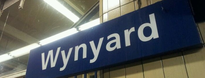 Wynyard Station is one of Dave 님이 좋아한 장소.