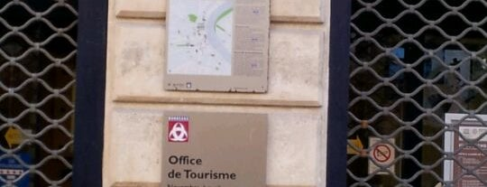 Office de Tourisme de Bordeaux is one of Lugares favoritos de Cecilia.