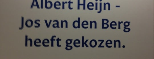 Albert Heijn is one of Posti che sono piaciuti a Kevin.