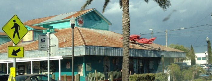 Crabby Bill's Seafood is one of Food Worth Stopping For.