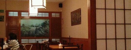 Nagaoka is one of Lieux sauvegardés par RedBite.
