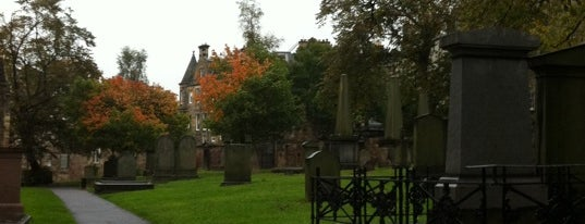 Greyfriars Kirk is one of Orte, die Carl gefallen.
