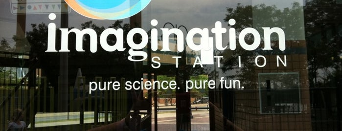 Imagination Station is one of Wishlist.