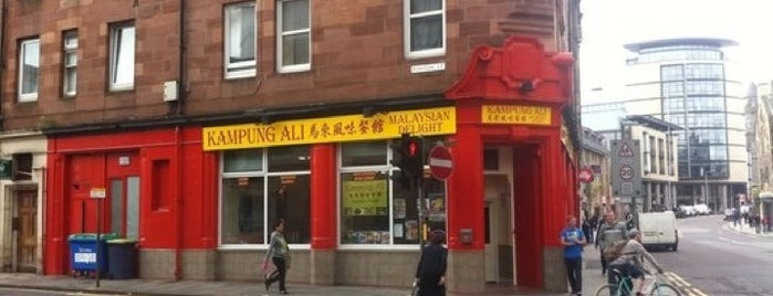 Kampung Ali is one of Makan!: Quest for Malaysian Food in UK.
