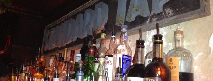 Standard Tap is one of Draft Mag's Top 100 Beer Bars (2012).