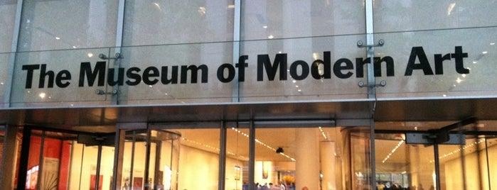 Museum of Modern Art (MoMA) is one of Fun Places in NYC Metro-Area.