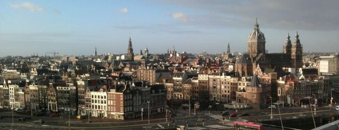 DoubleTree by Hilton Hotel is one of Amsterdam.