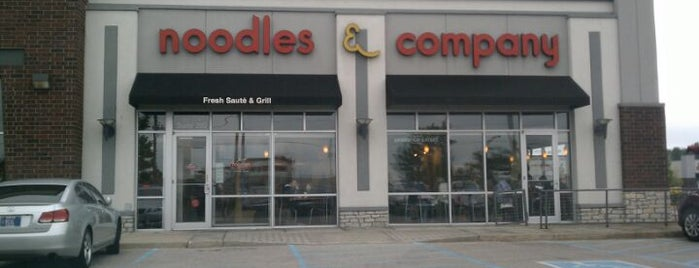 Noodles & Company is one of Erica 님이 저장한 장소.