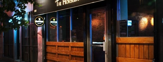 The HorseBox is one of 200+ Bars to Visit in New York City.