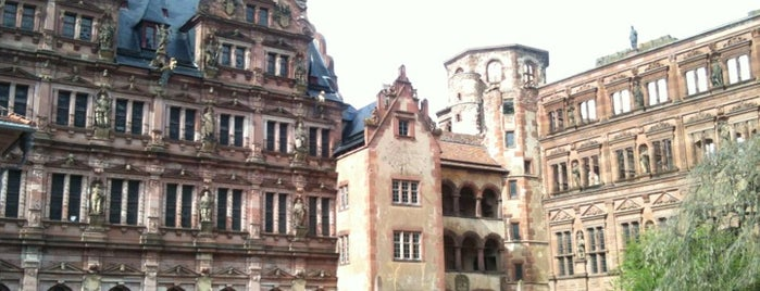 Palacio de Heidelberg is one of wonders of the world.