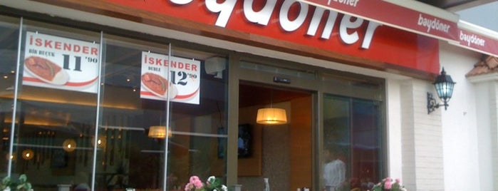 Baydöner is one of Restoranlar.