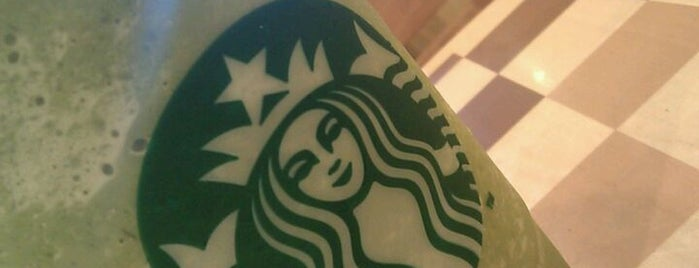 Starbucks is one of TODOss.