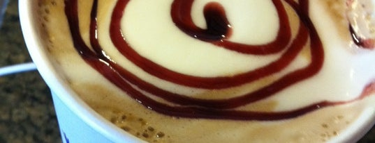 Peet's Coffee & Tea is one of Lieux qui ont plu à Michi.
