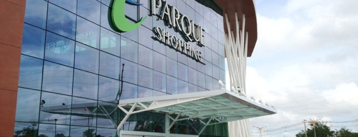 Parque Shopping Belém is one of shoppings.