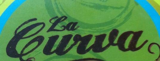 La Curva Live is one of Lugares favoritos de Ricardo.