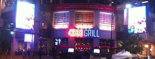 CNN Grill @ DNC (Vida Cantina) is one of Hirman Evo ®  님이 저장한 장소.