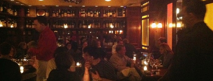 Le Bateau Ivre is one of NYC's Midtown.