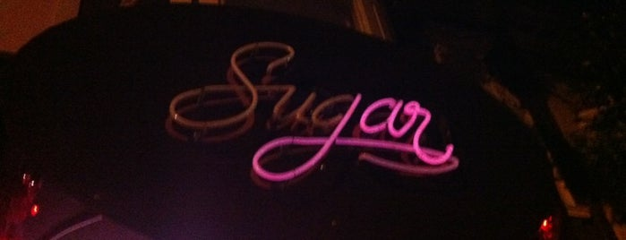 Sugar Lounge is one of SF.
