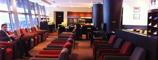 Plaza Premium Lounge is one of World AirPort.