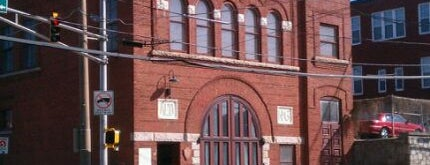 Fire Station No. 6 is one of Atlanta History.
