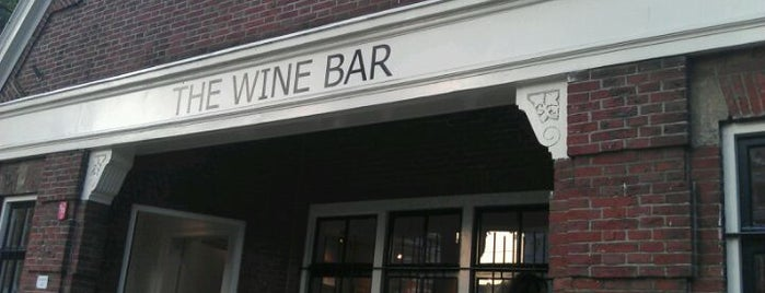 The Winebar is one of Food places fav with me.