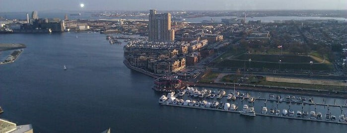 Top of the World Observation Level is one of Charms of Baltimore #visitUS #4sq.