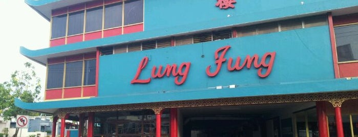 Lung Fung is one of Restaurantes.