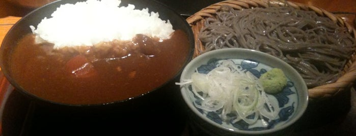 北前そば 高田屋 新宿南口店 is one of 東京散策♪.