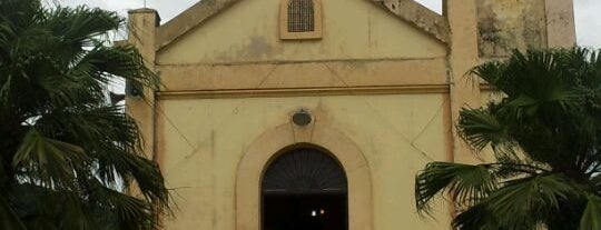 Igreja N. S. Bom Jesus de Paranapiacaba is one of Rômulo : понравившиеся места.