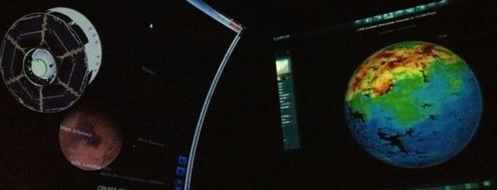 Harry C. Kendall Planetarium is one of Planetarium Pilgrimages.