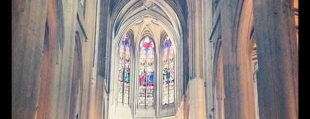 Église Saint-Gervais Saint-Protais is one of Paris to do.
