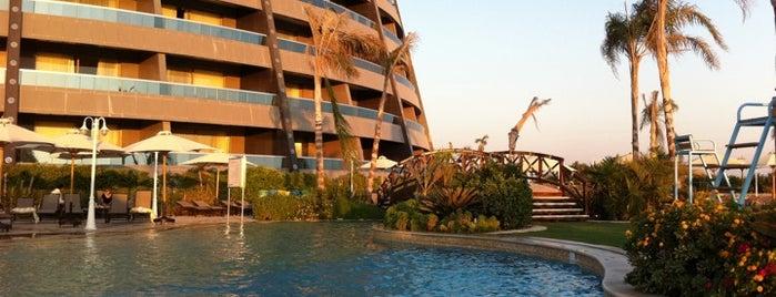 Radisson Blu Hotel Alexandria is one of Oteller.