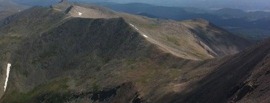 Culebra Peak is one of 14ers.