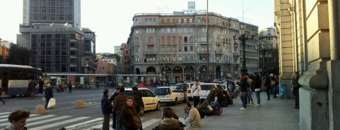 Piazza Giuseppe Verdi is one of ITALY  best cities.
