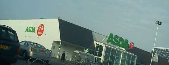 Asda is one of Orte, die Stephen gefallen.