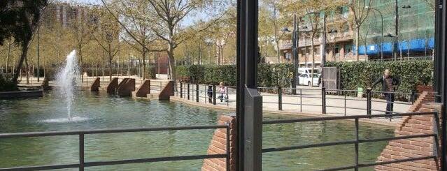 Parc de la Pegaso is one of Barcelona-To-Do List.